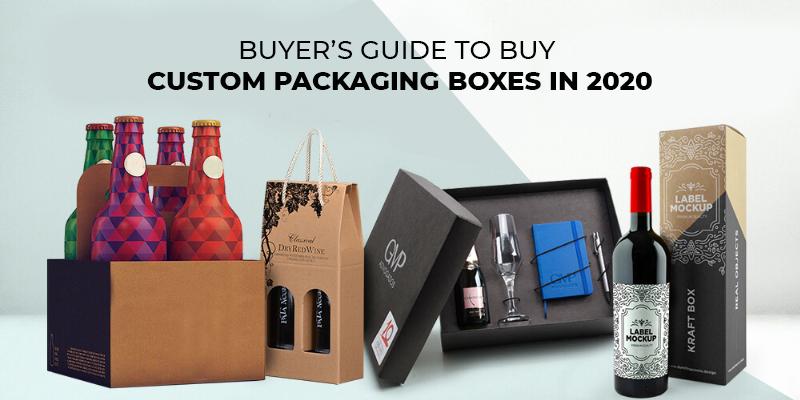 Buy Custom Packaging Boxes in 2020