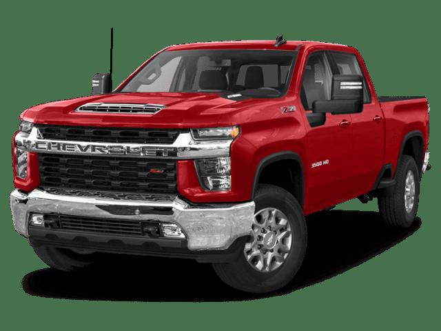 2021 Chevrolet Silverado Special Editions