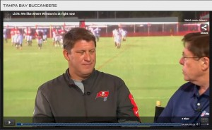 Jason Licht and Charley Casserly