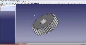 freecad tuto 1 cadprinter blogtechniciens