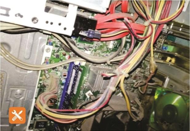 perbaikan komputer
