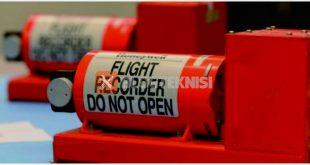 Pengertian dan penjelasan Black Box (Kotak Hitam) sebuah pesawat
