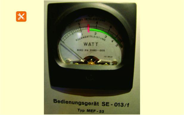 gambar wattmeter analog