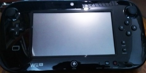 Wii U Hardware GamePad 2