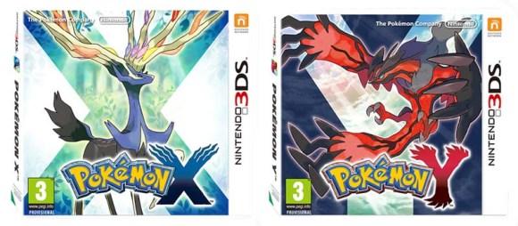 Pokemon X Y Caja