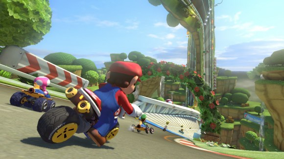 Mario Kart 8 Impresiones 1