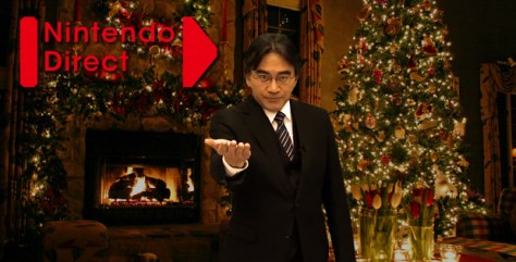 Nintendo Direct Navidad