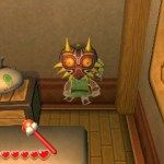 Majora Mask A Link Between Worlds