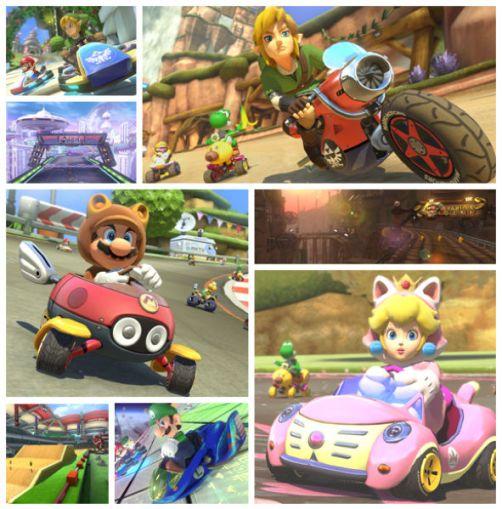 DLC 1-Mario Kart 8