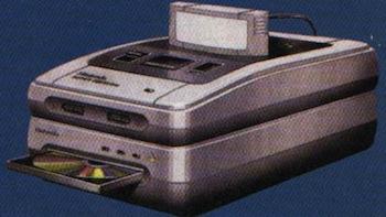prototipo del SNES-CD