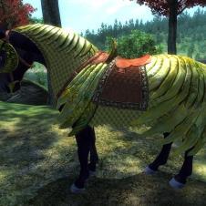 Infame DLC para Oblivion. $2.50 para una armadura de caballo, en 2006 eso era indignante.