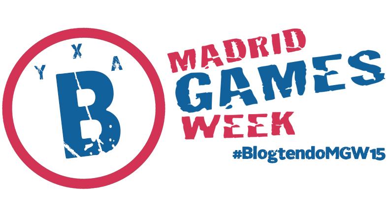 Blogtendo Madrid Games Week 2015