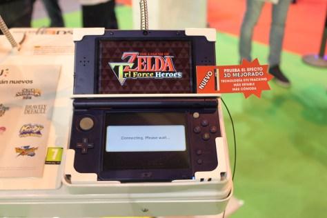 El nuevo Zelda portátil recuerda mucho a Four Swords Adventures. ¿Funcionará bien en el mercado?