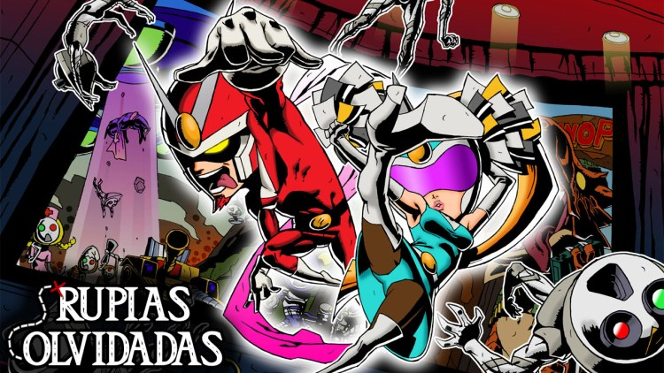 Rupias Olvidadas: Viewtiful Joe