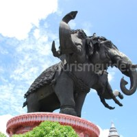 The First Series Of Three New World Wonders In Thailand - The Erawan Museum