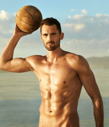 Kevin Love, basquete