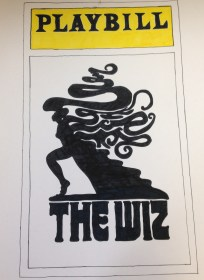"""Art teacher Jenny Raccuglia designed the sets decorations for """"On Broadway,"""" TNCS's Spring Concert theme."""
