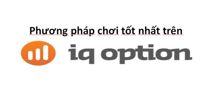Phương pháp chơi IQ Option
