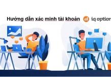 Hướng dẫn xác minh tài khoản tại IQ Option [Cập nhật 2018]
