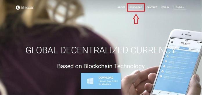 Hướng dẫn cách tạo ví Litecoin từ A - Z trên máy tính