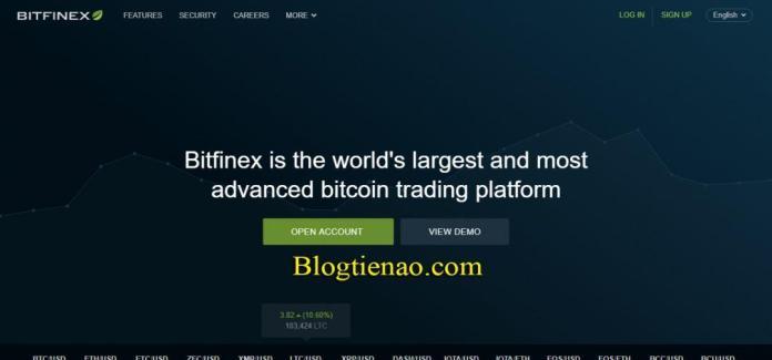 Sàn giao dịch Bitfinex