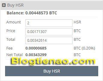 Cách mua Hshare trên Cryptopia. Ảnh 4