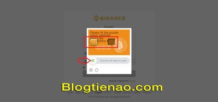 Hướng dẫn đăng ký tài khoản Binance. Ảnh 3