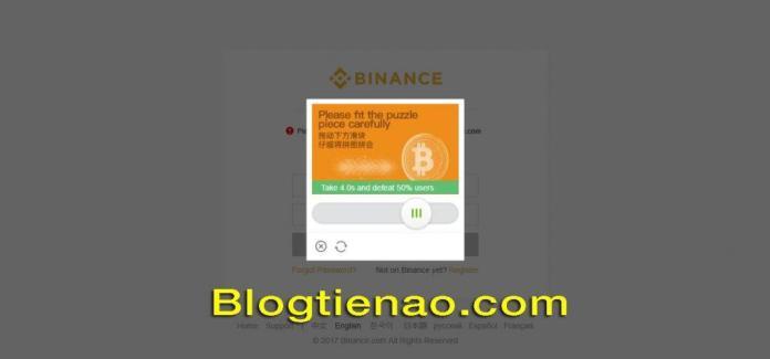 Hướng dẫn đăng ký tài khoản Binance. Ảnh 4