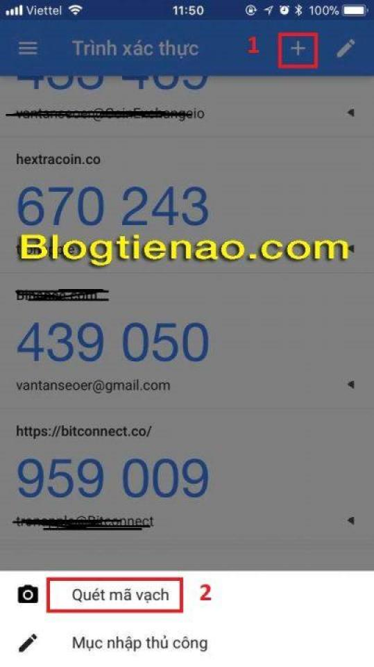 Bật bảo mật 2FA cho tài khoản YoBit. Ảnh 3