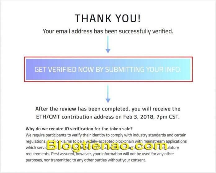 Hướng dẫn đăng ký tài khoản ArcBlock. Ảnh 4