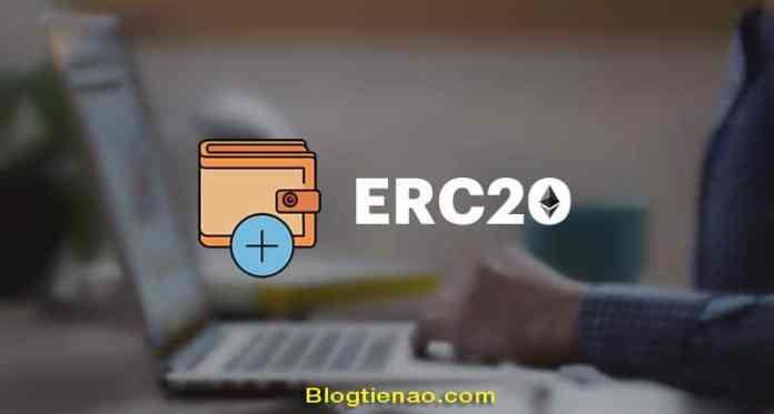 Ví lưu trữ Token ERC20