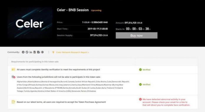 Kinh nghiệm mua IEO trên Binance Launchpad