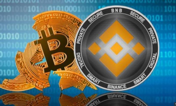 Binance coin tăng mạnh trong khi Bitcoin có khả năng quay lại 6.000 USD.