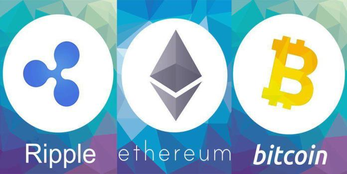 Phân tích giá ngày 13 tháng 7: Bitcoin, Ethereum và Ripple.