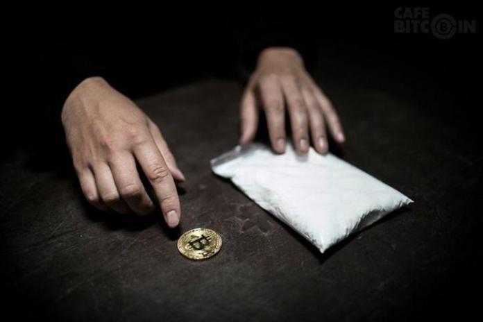 mua ma túy bằng bitcoin