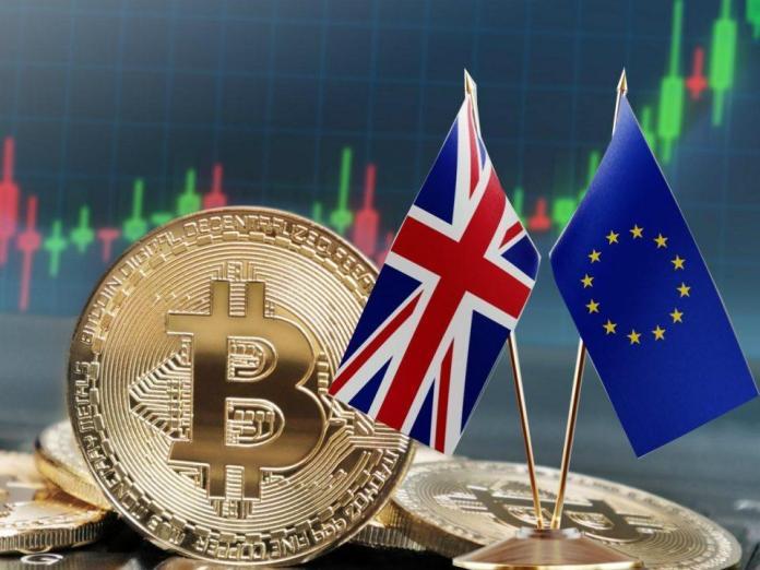 bitcoin và Brexit