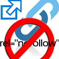 How to nofollow all external links in wordpress - adding external links nofollow
