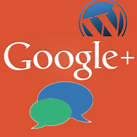 Integrate Google plus comments in wordpress