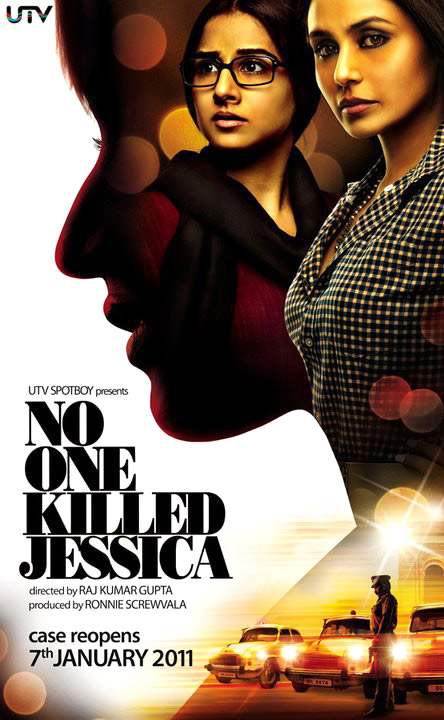Top 10 female centric films of Bollywood : No One Killed Jessica