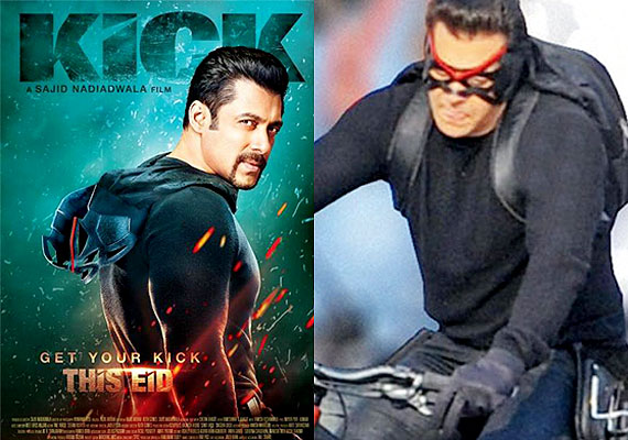 Salman in Kick