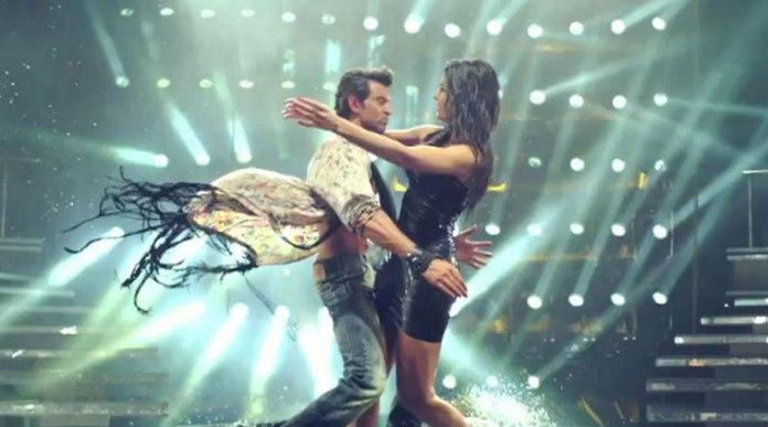 Hrithik and Katrina in Bang Bang Title Song