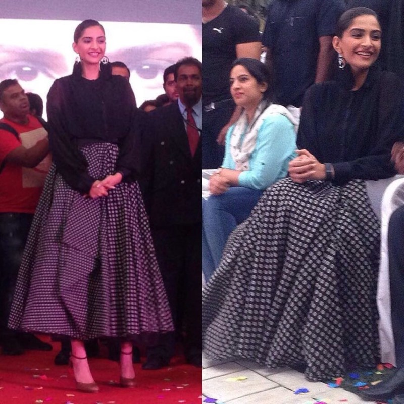 Sonam Kapoor Fashion Files during Neerja Promotions- Sonam 9