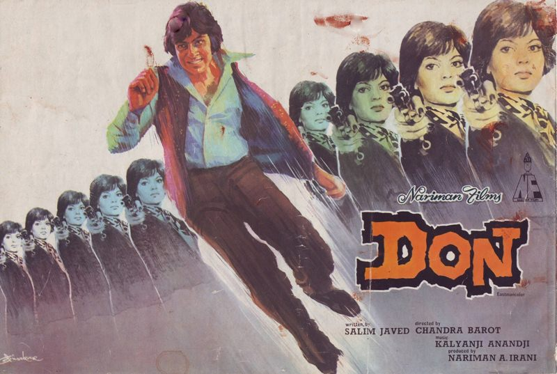 Top 10 Amitabh Bachchan Movies that every Bollywood Lover must watch- Don