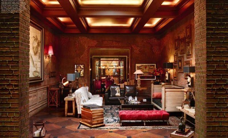 Here are some exclusive pictures of Shah Rukh Khan's house 'Mannat'-6