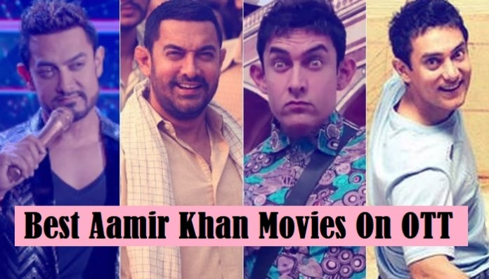 10 Best Aamir Khan Movies On Netflix, Amazon Prime Video, Zee5 & Hotstar
