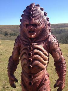 Zygon - Doctor Who (c) BBC