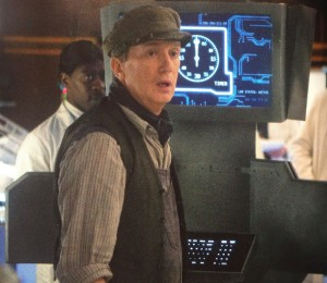 Perkins (FRANK SKINNER) - Doctor Who - Mummy on the Orient Express (c) BBC