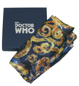 Lovarzi - The Pandorica Opens (TARDIS Exploding) Doctor Who Scarf - Official BBC Eleventh Doctor Scarf