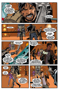 Titans Comics - Doctor Who: Eleventh Doctor #2.1 - Preview 1