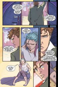 Titan Comics - Eighth Doctor #2 - Preview 3